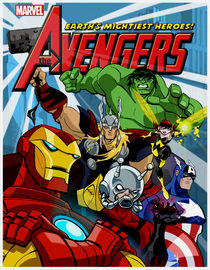 The Avengers: Earth's Mightiest Heroes: Season 1: Ultron-5