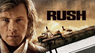 Rush (2013) on Netflix in the Netherlands