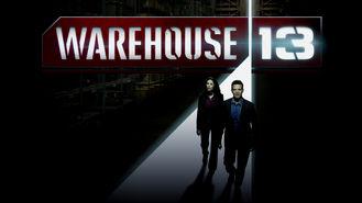 Netflix box art for Warehouse 13 - Season 5