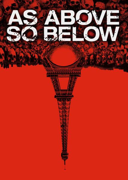 As Above, So Below Netflix BR (Brazil)