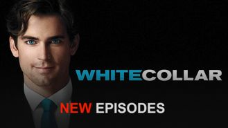 Netflix Box Art for White Collar - Season 5