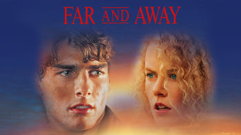 Netflix box art for Far and Away