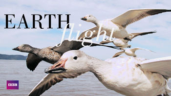 Netflix box art for Earthflight - Season 1