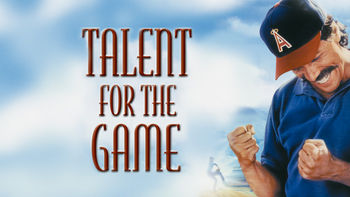 Netflix box art for Talent for the Game