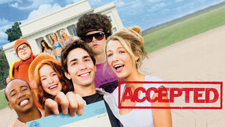 Netflix box art for Accepted