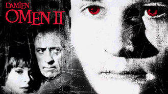 Netflix box art for Damien: Omen II