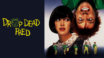 Netflix box art for Drop Dead Fred