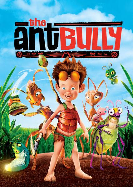 The Ant Bully Netflix AU (Australia)