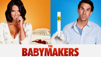 Netflix box art for The Babymakers