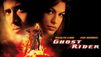Netflix box art for Ghost Rider