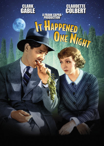 It Happened One Night Netflix UK (United Kingdom)