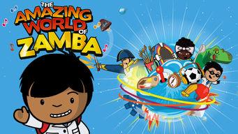 El asombroso mundo de zamba 2013 allflicks for El asombroso espectaculo zamba