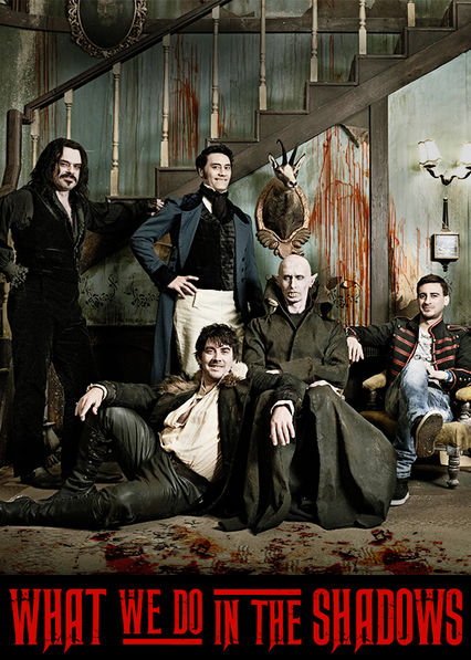 What We Do in the Shadows Netflix UK (United Kingdom)