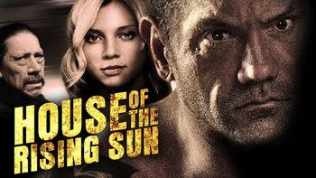 Netflix box art for House of the Rising Sun