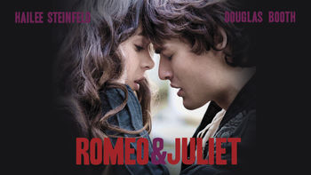 Netflix box art for Romeo