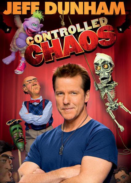 Jeff Dunham: Controlled Chaos Netflix UK (United Kingdom)