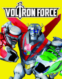 Voltron Force: Season 1: Ghost in the Lion
