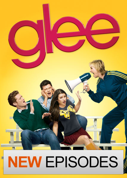Glee Netflix CL (Chile)