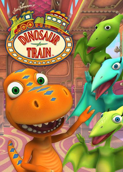 Dinosaur Train Netflix ES (España)