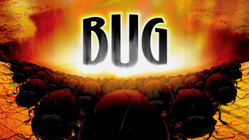 Netflix box art for Bug