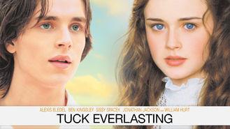 Netflix box art for Tuck Everlasting