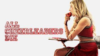 Netflix box art for All Cheerleaders Die