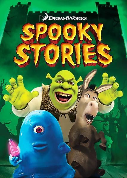 DreamWorks Spooky Stories Netflix MX (Mexico)