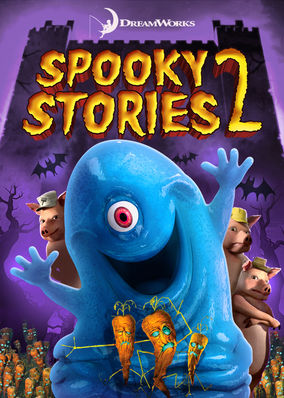 DreamWorks Spooky Stories: Volume 2 - Season 1