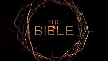 Netflix box art for The Bible - Season 1