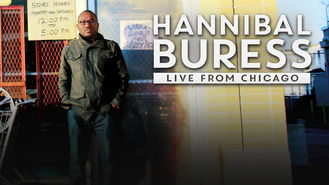 Netflix Box Art for Hannibal Buress: Live from Chicago