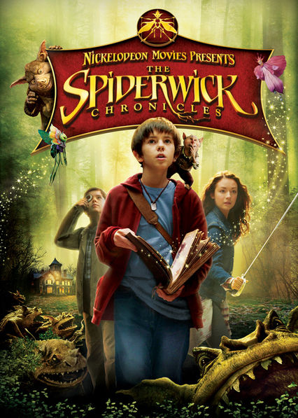 The Spiderwick Chronicles Netflix BR (Brazil)