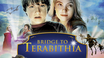 Netflix box art for Bridge to Terabithia
