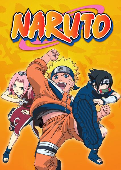 Naruto Netflix BR (Brazil)