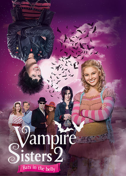 Vampire Sisters 2: Bats in the Belly Netflix BR (Brazil)