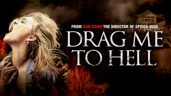 Netflix box art for Drag Me to Hell
