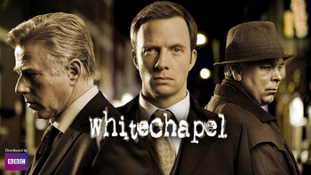 Netflix box art for Whitechapel - Season 1