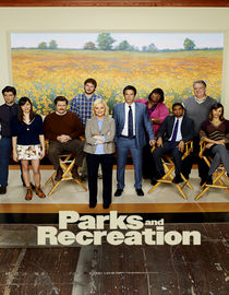 Parks and Recreation: Fancy Party