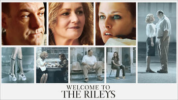 Netflix box art for Welcome to the Rileys
