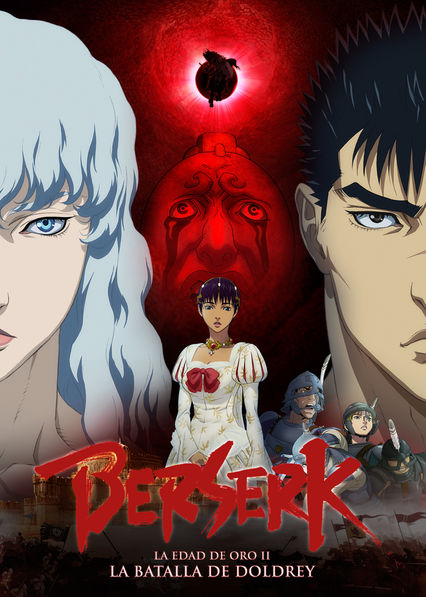 BERSERK: The Golden Age Arc II - The Battle for Doldrey Netflix ES (España)