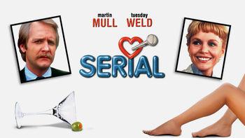Netflix box art for Serial