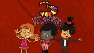 Netflix box art for 3 Palavrinhas