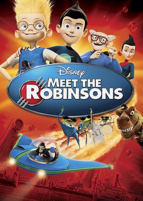 Netflix box art for Meet the Robinsons