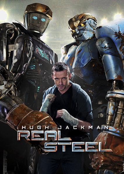 Real Steel Netflix AU (Australia)