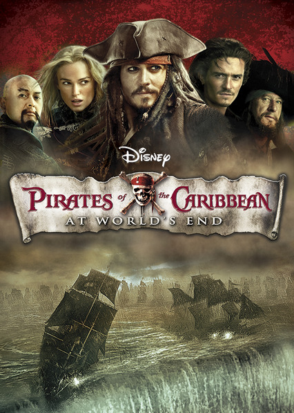 Pirates of the Caribbean: At World's End Netflix BR (Brazil)