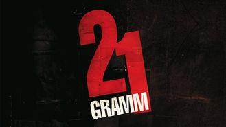 Netflix box art for 21 Grams