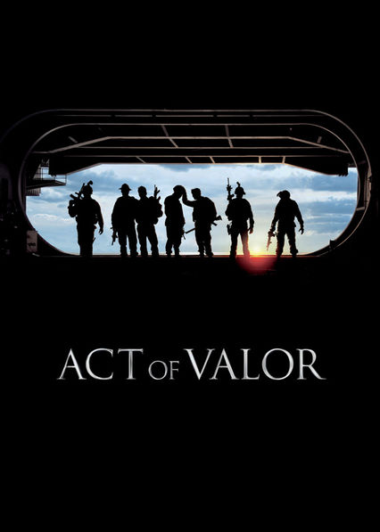 Act of Valour Netflix UK (United Kingdom)
