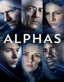 Alphas: Season 1: The Unusual Suspects