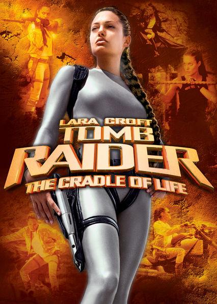 Lara Croft Tomb Raider: The Cradle of Life Netflix AR (Argentina)