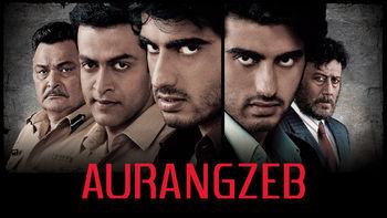 Netflix box art for Aurangzeb