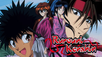 Netflix box art for Rurouni Kenshin - Season 1